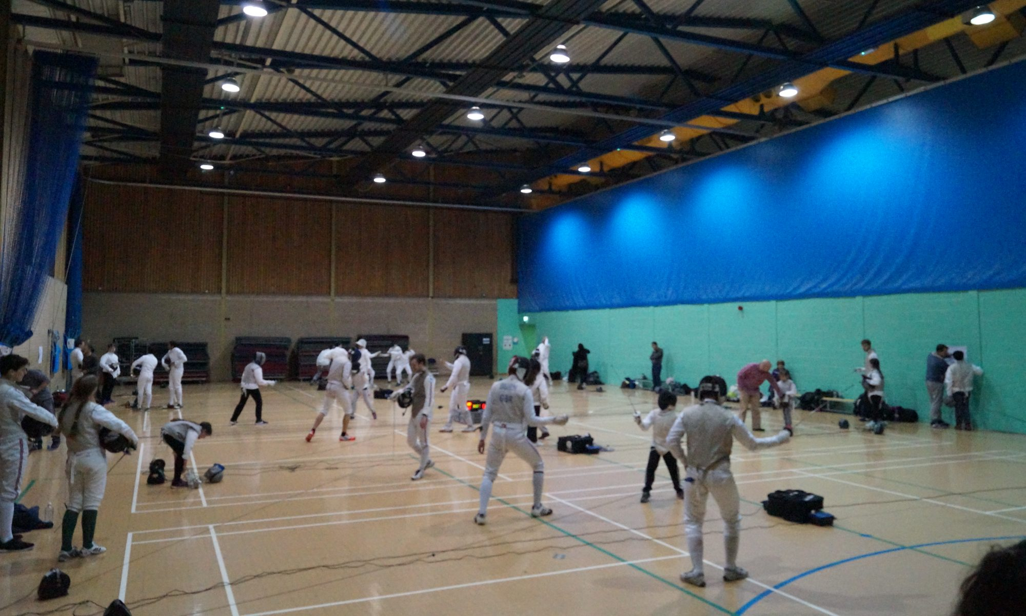 Kidderminster Fencing Club